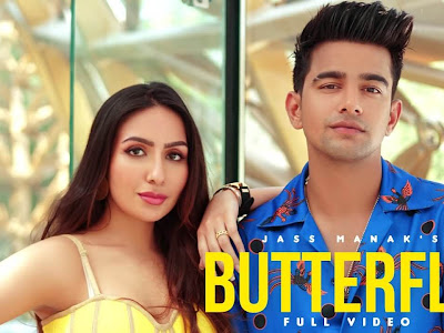 Butterfly Lyrics - Jass Manak