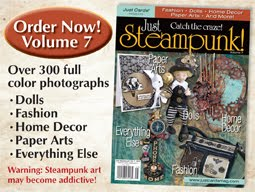 Published in Just Steampunk