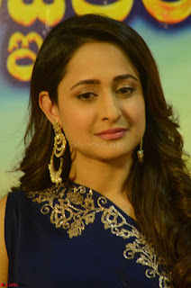 Pragya Jaiswal in beautiful Blue Gown Spicy Latest Pics February 2017 134.JPG
