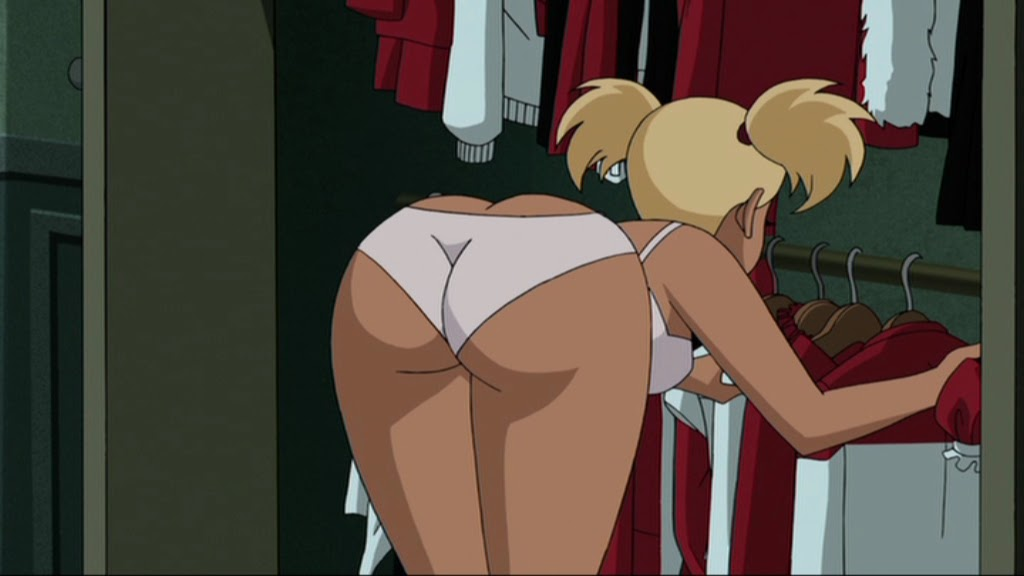 Harley quinn porn cartoon her
