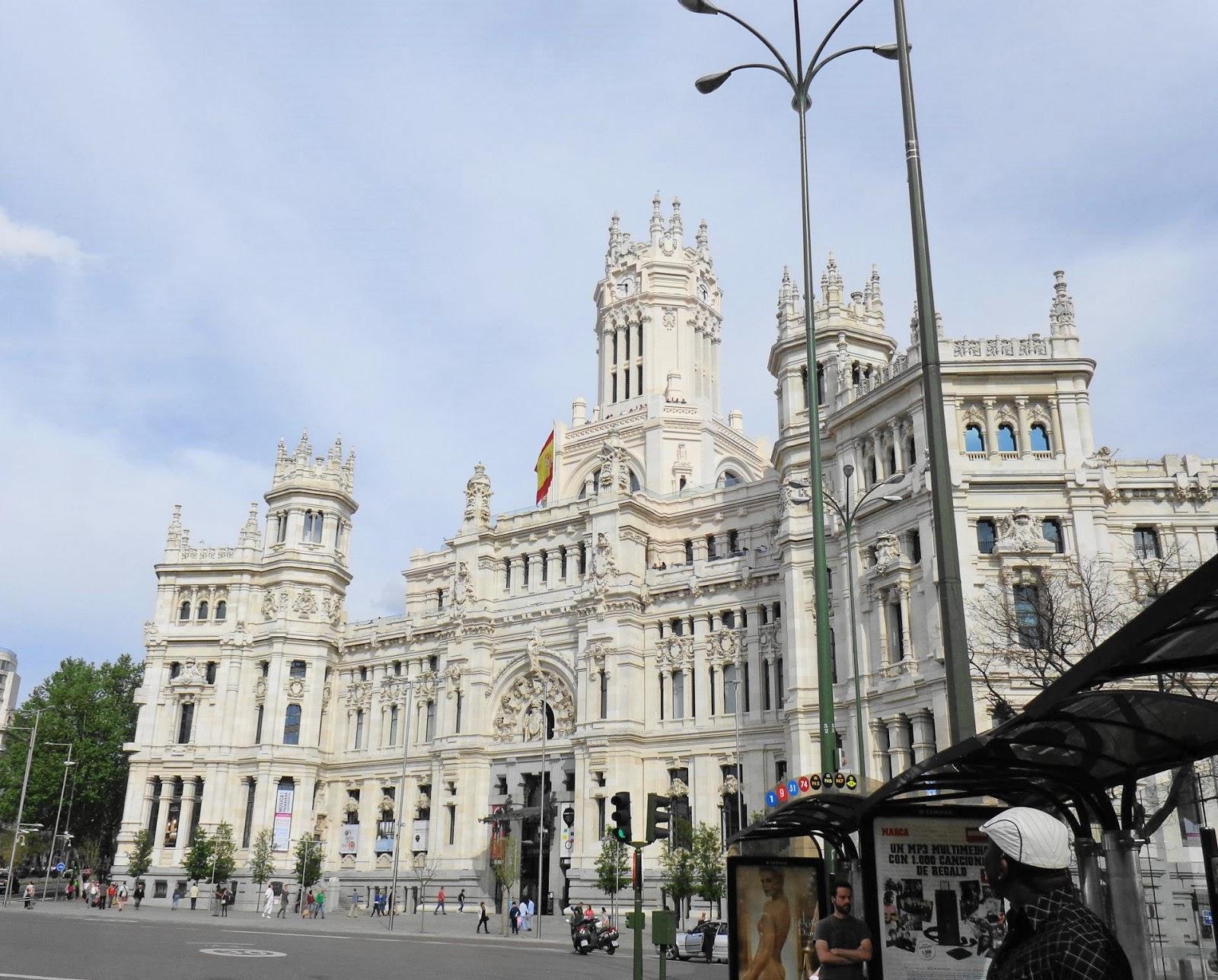 ¿Piensas viajar a Madrid?