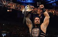 WWE - Roman Reigns fue la única nueva corona en Clash Of Champions