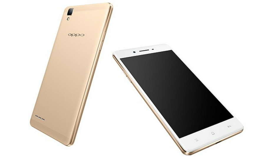OPPO F1 with Selfie Centric 8-megapixel camera and 3GB RAM launched for Rs. 15,990