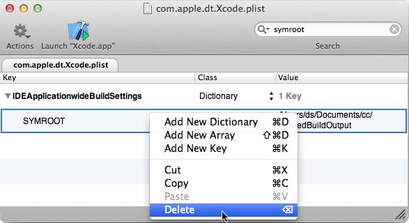 Removing Xcode 3 shared build settings from Xcode 4 - DZone