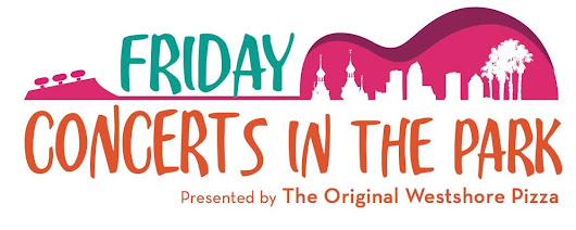 2017 Tampa FREE Friday Concerts in the Park Series (Formerly Friday Night Concert Series)