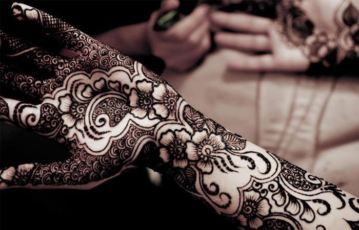 Henna Mehndi Designs for Wedding