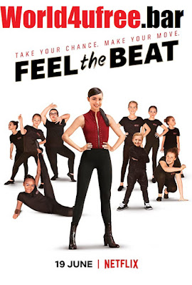 Feel The Beat 2020 Dual Audio ORG WEB HDRip 480p 350Mb x264