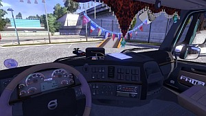Volvo Interior by Dugero