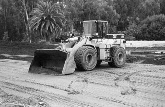 Equipment for Grading of Soil