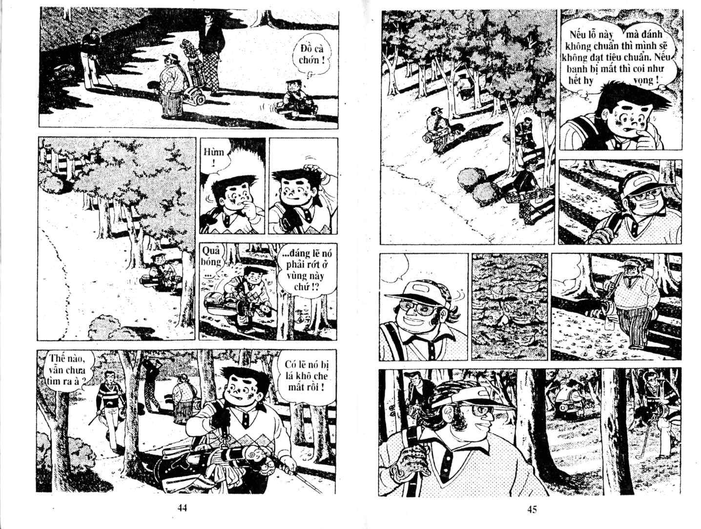 Ashita Tenki ni Naare chapter 14 trang 21