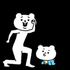 Aggressive Bear Betakkumaดุ๊กดิ๊กพูดได้2