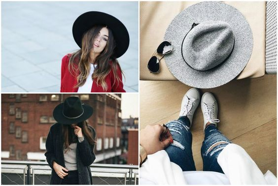 #LOOKH | Hats