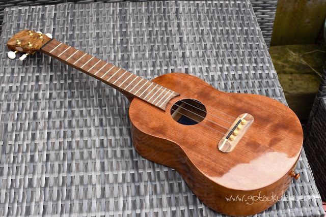 Chris Perkins Tenor Ukulele
