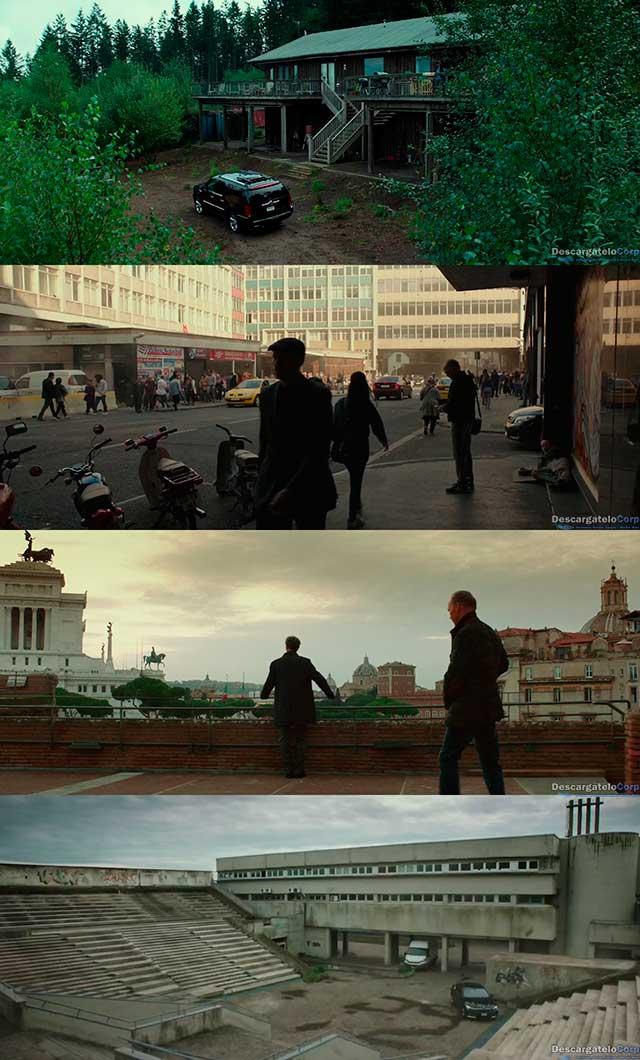 Asesino Misión Venganza (2017) HD 1080p Latino