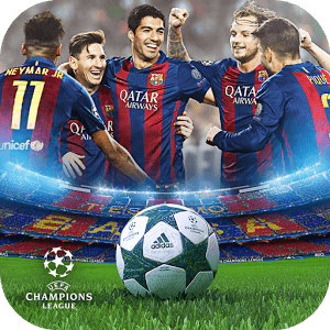 PES2017 -PRO EVOLUTION SOCCER- 1.1.1 Apk + Data