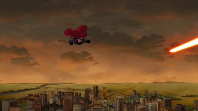 Superman Red Son 1080p latino