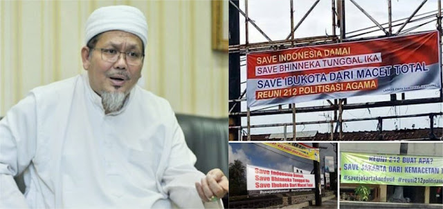 Ustadz Tengku: Spanduk Panik Mulai Ditebar