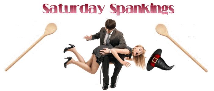 Saturday Spankings Halloween