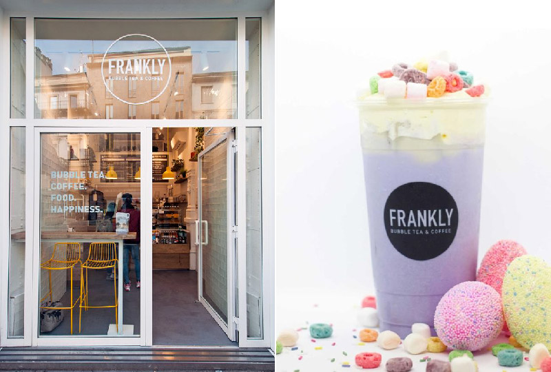 Bubble Tea & Coffee Milano