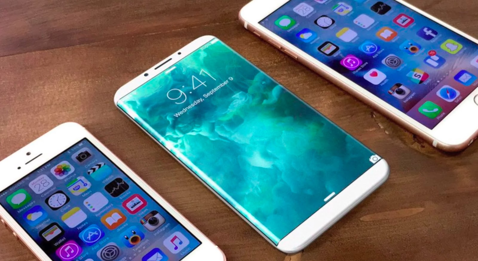 Difference of Other iPhone 8