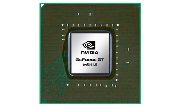 Nvidia GeForce GT 640M LE Driver Download