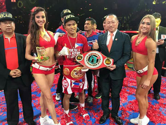 #PacHorn Undercard Results: Ancajas wins TKO