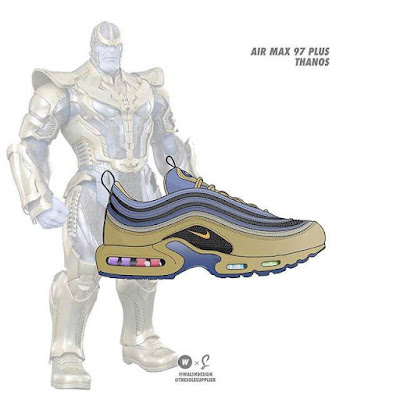 Thanos x Nike Air Max 97 Plus