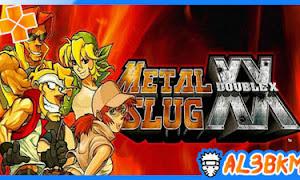 تحميل لعبة الحرب METAL SLUG XX psp لمحاكي ppsspp