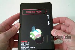 Cara Masuk Mode Recovery HP Android