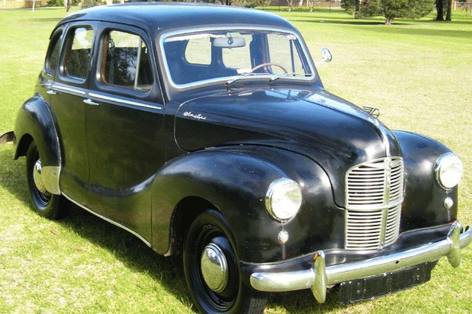 Discover Genealogy: My First Car