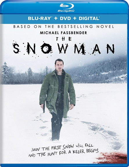 The Snowman (El Muñeco de Nieve) (2017) m1080p BDRip 11GB mkv Dual Audio DTS 5.1 ch