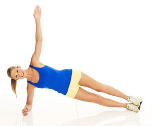 Gerakan Side Plank