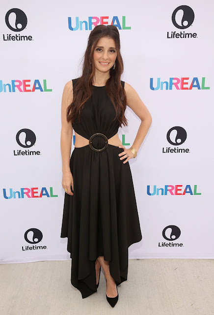 "Actress, @ Shiri Appleby - Shiri Appleby - ""UnREAL"" Group Date and Champagne Brunch"