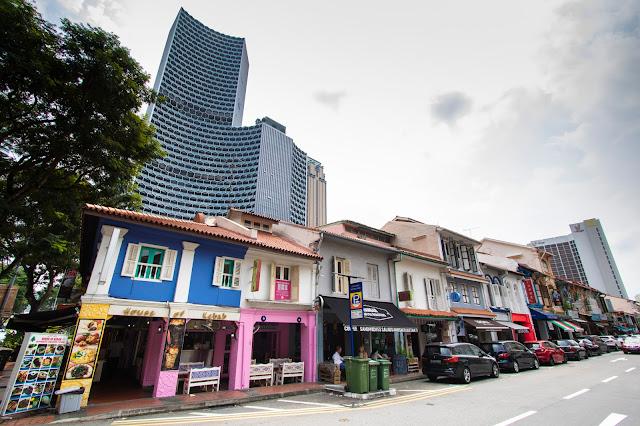 Arab st-Singapore