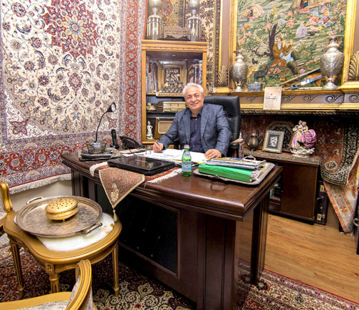 Family Owned And Operated For Four Generations, Aladdin Rugs Has Been A  Montrose Staple For Decades. In Addition To Their Extraordinary Rugs And  Fine Art ...