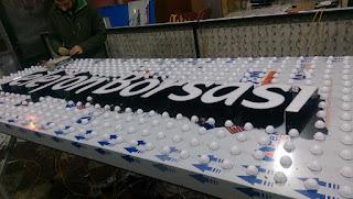 pixel led tabela imalatı