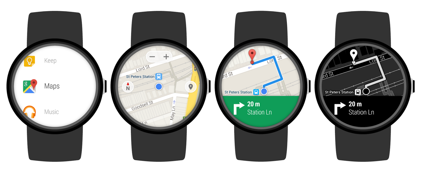 The 5 most important smartwatch platforms for developers