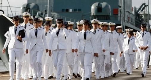 مباراة  المدرسة الملكية البحرية