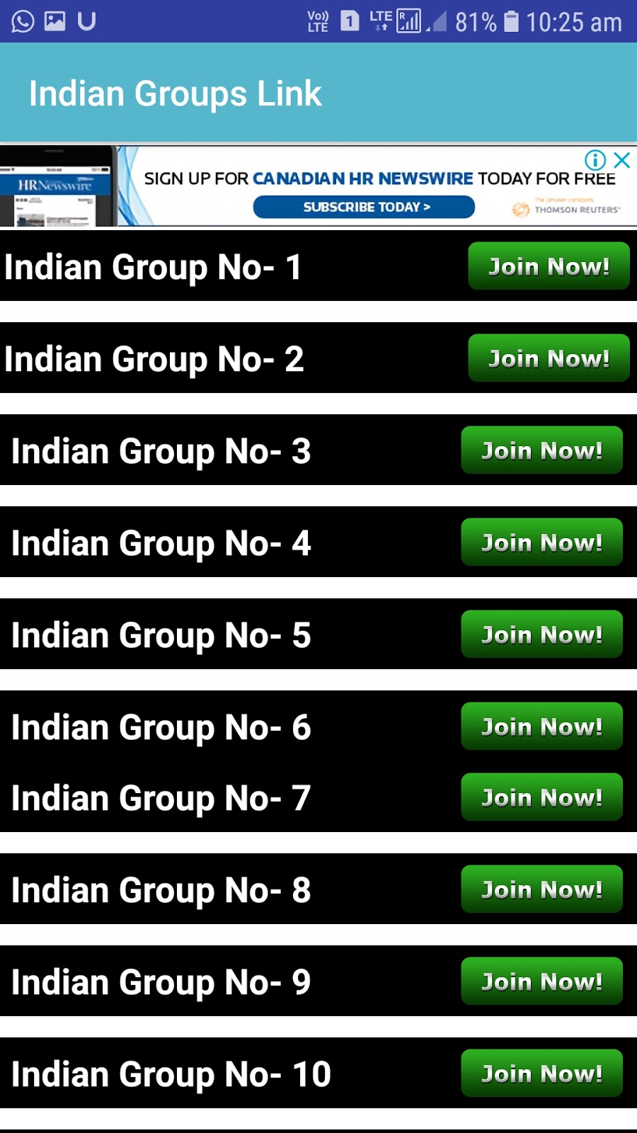 Download Whatsapp Group Join App Aia file  Free Downloads