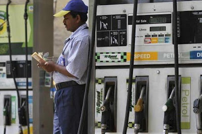 Petrol cut by Rs.2.25 a litre, diesel by 42 paise