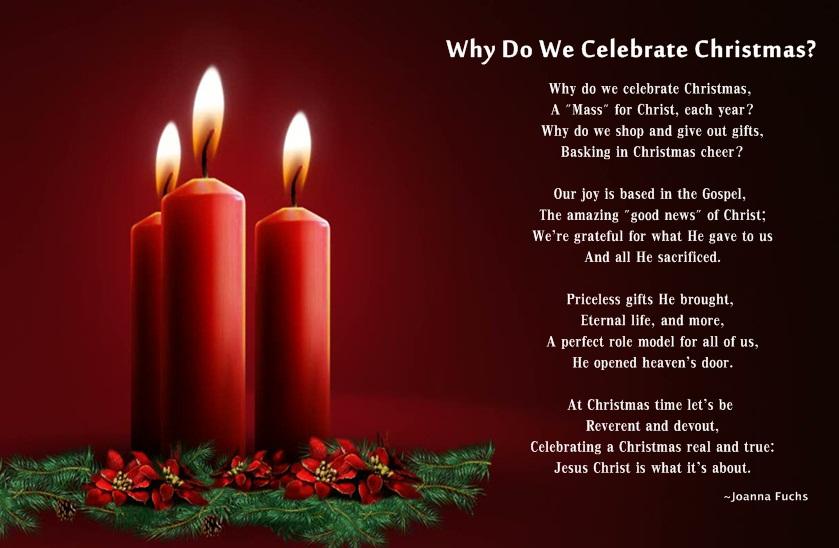 Christmas Poem Greeting