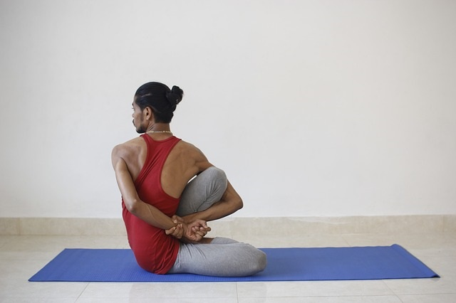 Ardha Matsyendrasana Benefits and Precautions.