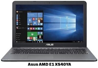 harga laptop asus amd e1 x540ya