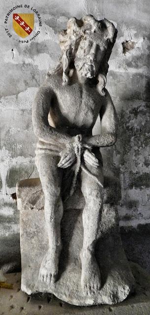 REMOVILLE (88) - Eglise Notre-Dame - Christ aux Liens