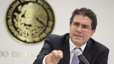 El senador del Partido de la Revolución Democrática (PRD), Armando Ríos Piter.