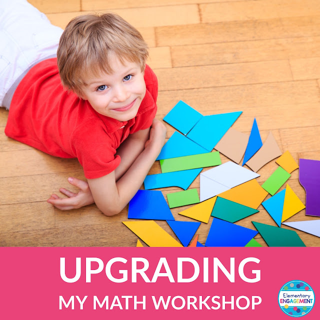 This post shares three ways I improved my math workshop.