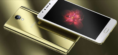 Design Premium Infinix Note 4