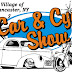 Lancaster Car and Cycle Show slated for Sunday