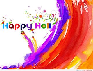 Download Holi Wallpaper