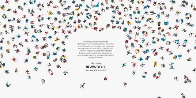 Sự kiện WWDC 2017 sẽ được diễn ra từ ngày 5-9/6/2017 tại San Jose